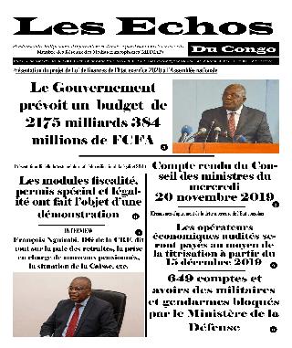Cover Les Echos - 564