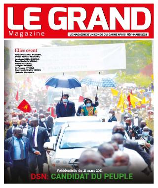 Cover Le Grand Magazine - 15