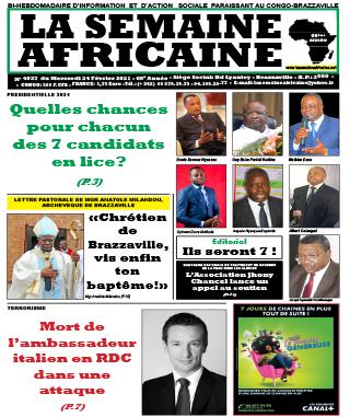 Cover La Semaine Africaine - 4037