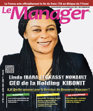 Cover Le Manager - 38
